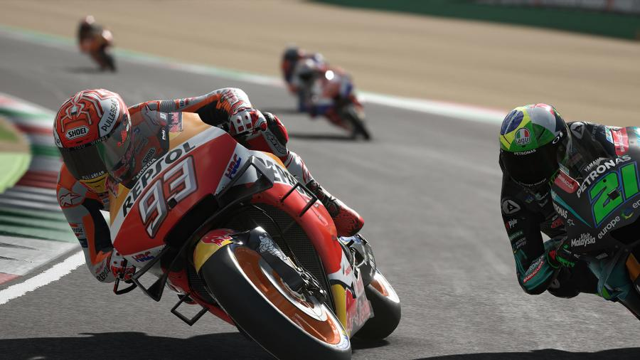 MotoGP 20 Screenshot 5