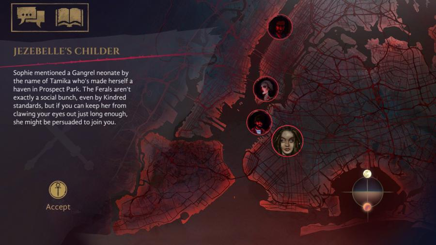 Vampire The Masquerade - Coteries of New York Screenshot 6