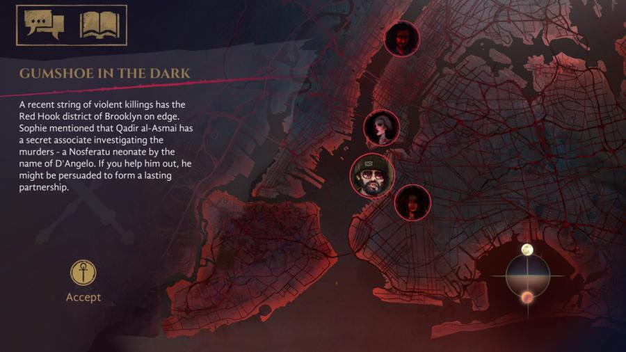Vampire The Masquerade - Coteries of New York Screenshot 3