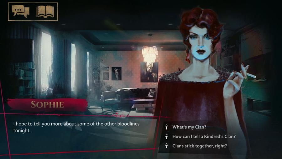 Vampire The Masquerade - Coteries of New York Screenshot 2