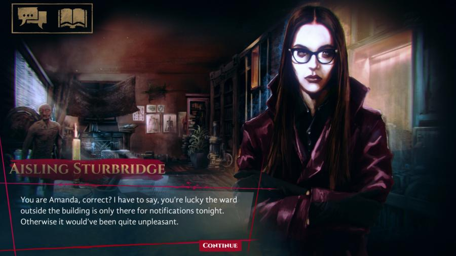 Vampire The Masquerade - Coteries of New York Screenshot 5