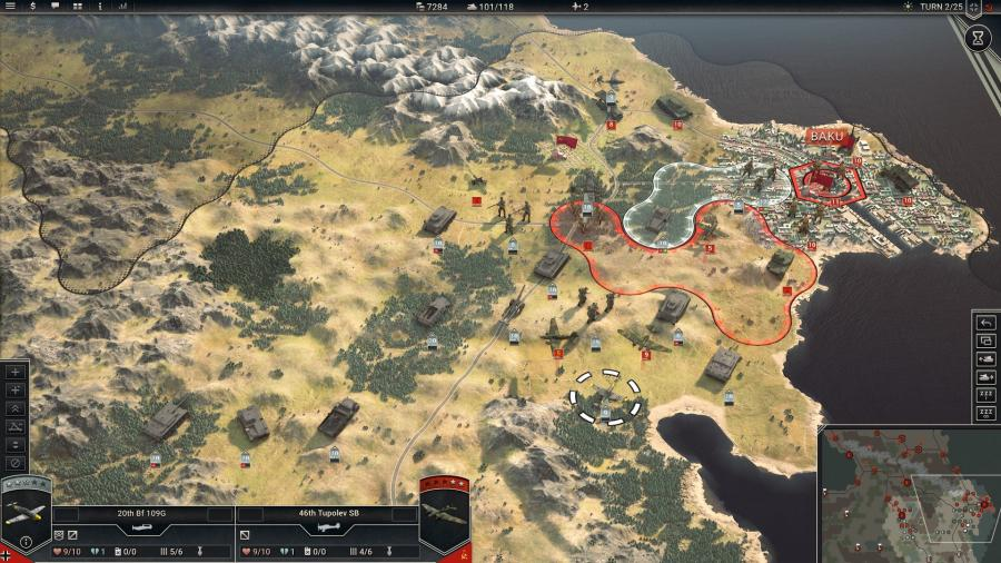 Panzer Corps 2 - Field Marshal Edition Screenshot 5