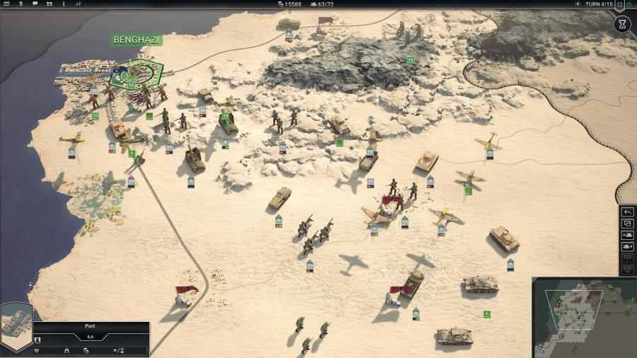 Panzer Corps 2 - Field Marshal Edition Screenshot 3