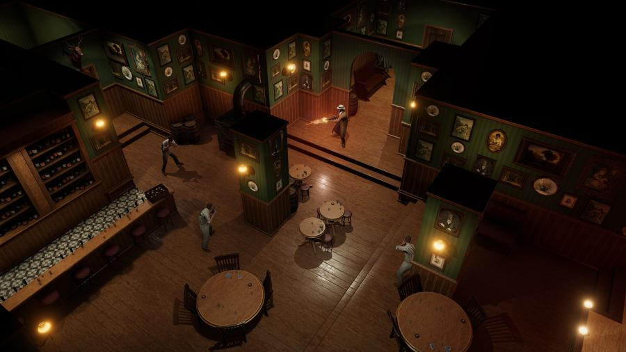 Empire of Sin Screenshot 5