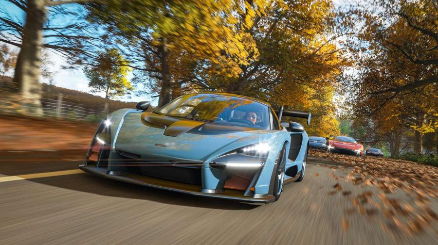 Forza Horizon 4 - Ultimate Edition (Xbox One / Windows 10) - EU Key Screenshot 3