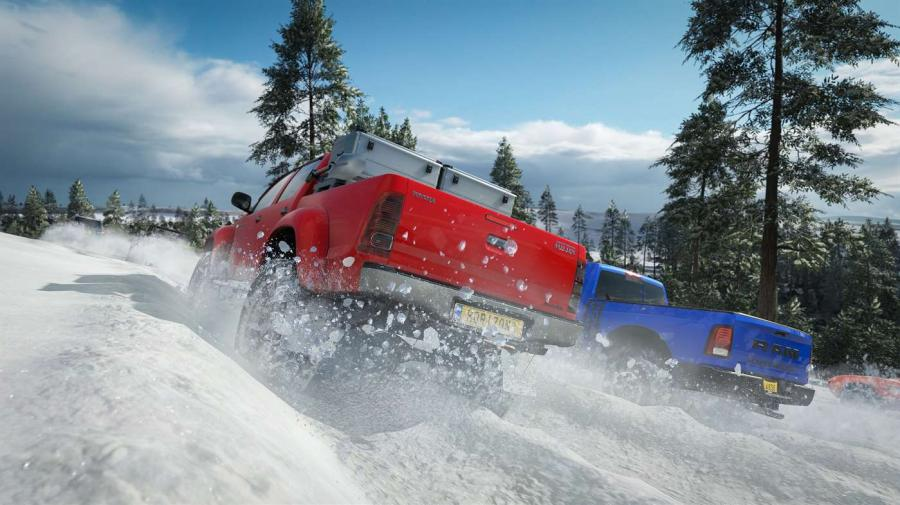 Forza Horizon 4 - Ultimate Edition (Xbox One / Windows 10) - EU Key Screenshot 4