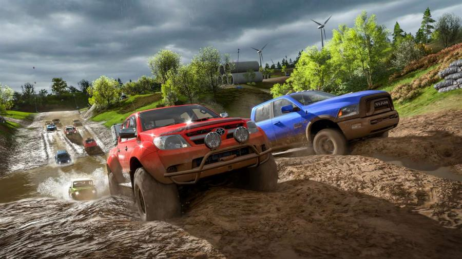 Forza Horizon 4 - Ultimate Edition (Xbox One / Windows 10) - EU Key Screenshot 8