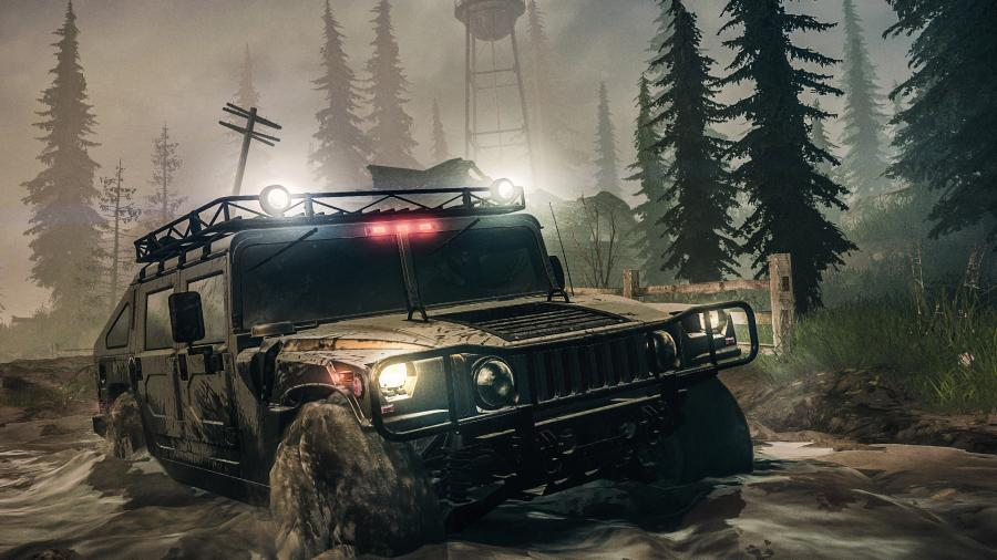 Spintires MudRunner - American Wilds Expansion (DLC) Screenshot 4