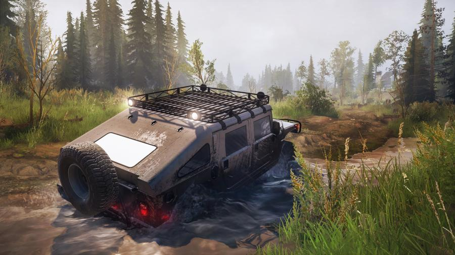 Spintires MudRunner - American Wilds Expansion (DLC) Screenshot 5