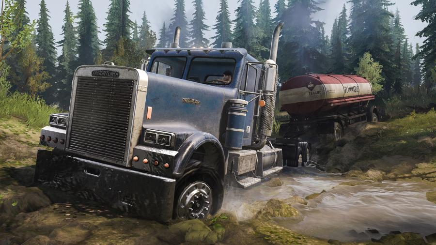 Spintires MudRunner - American Wilds Expansion (DLC) Screenshot 2
