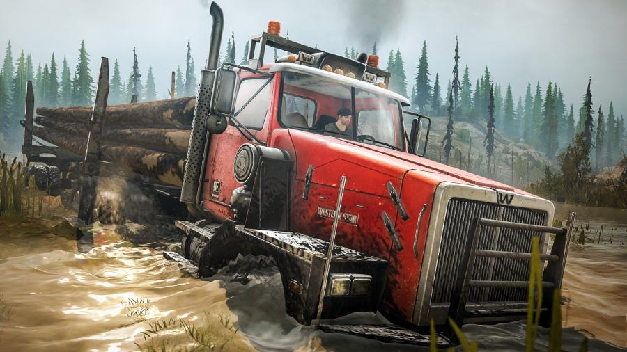 Spintires MudRunner - American Wilds Expansion (DLC) Screenshot 3
