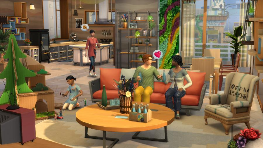 The Sims 4 - Eco Lifestyle (DLC) Screenshot 5