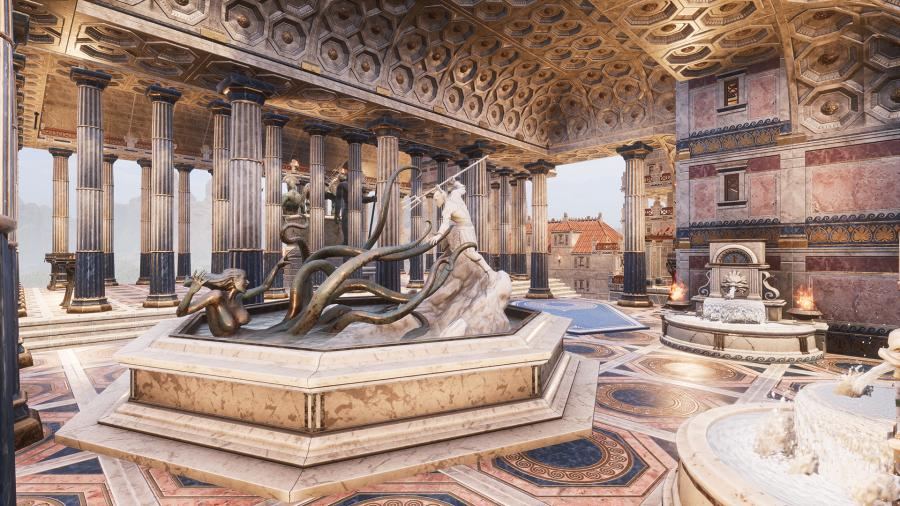 Conan Exiles - Architects of Argos Pack (DLC) Screenshot 3