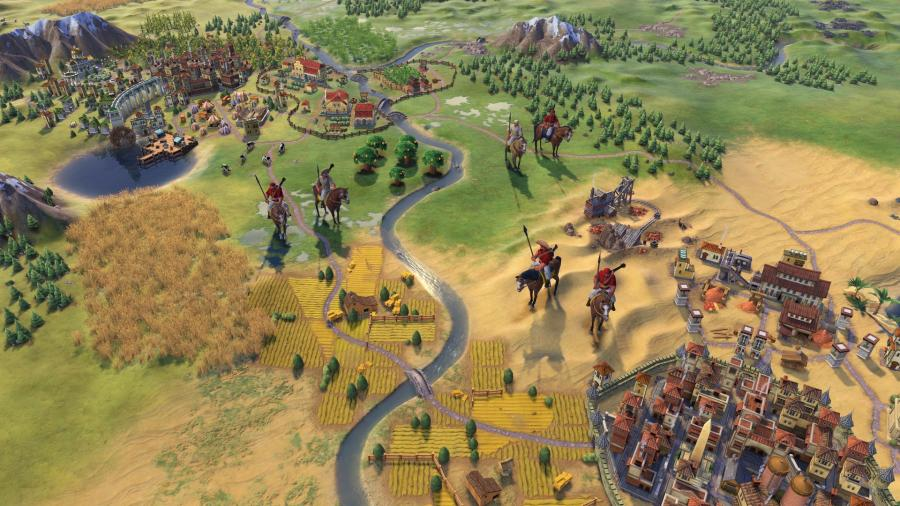 Civilization VI - Maya & Gran Colombia Pack (DLC) Screenshot 3