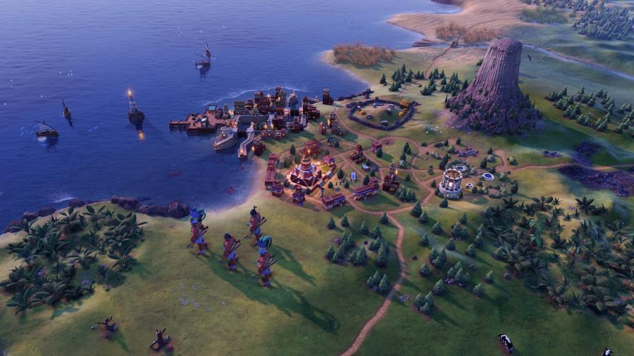 Civilization VI - Maya & Gran Colombia Pack (DLC) Screenshot 4