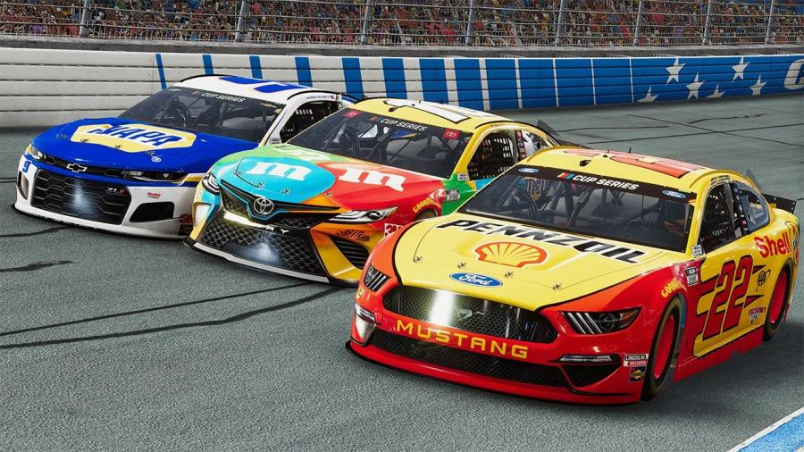 NASCAR Heat 5 Screenshot 9
