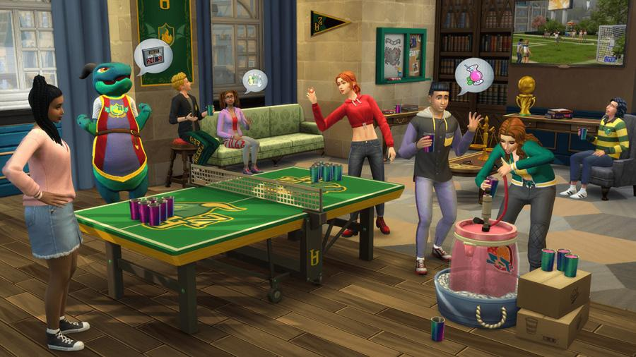 The Sims 4 + Discover University Bundle Screenshot 4