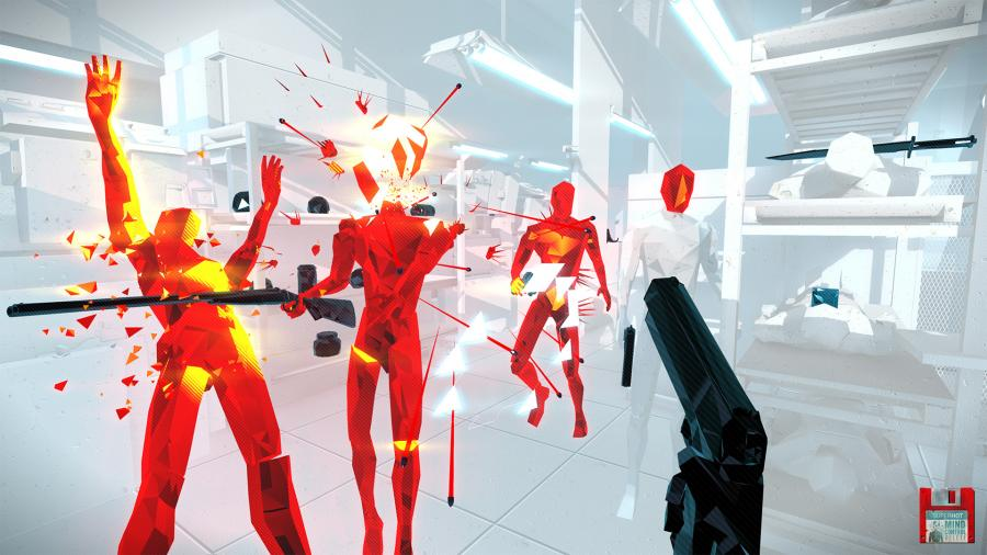 Superhot - Mind Control Delete Screenshot 3