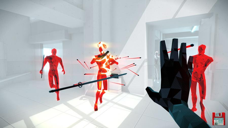 Superhot - Mind Control Delete Screenshot 2
