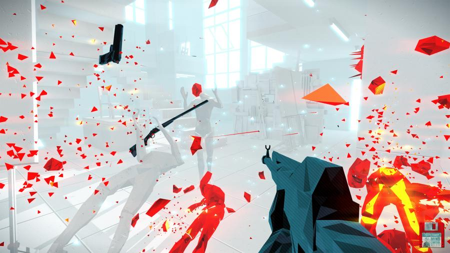 Superhot - Mind Control Delete Screenshot 5