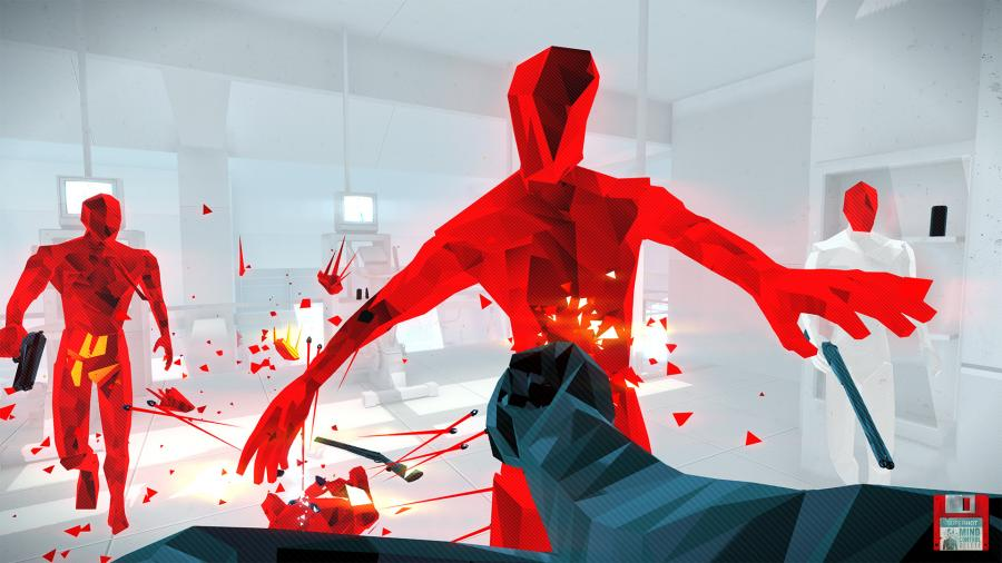 Superhot - Mind Control Delete Screenshot 7