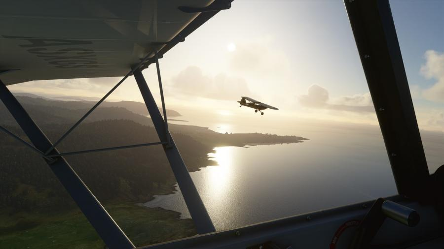 Microsoft Flight Simulator - Premium Deluxe Edition (Windows 10 Key) Screenshot 8