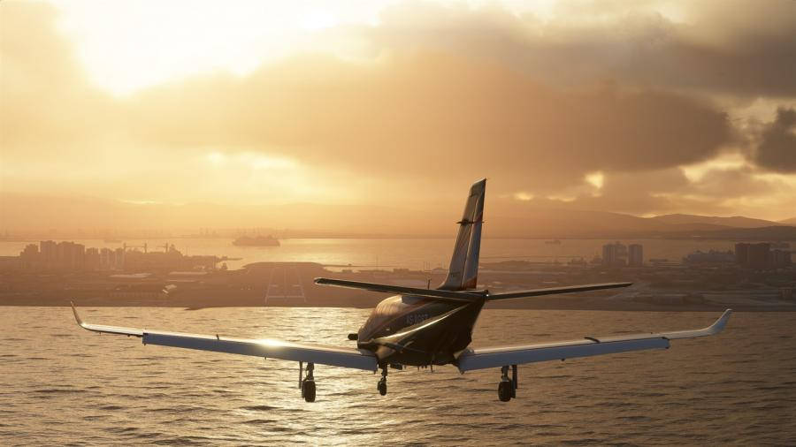 Microsoft Flight Simulator - Premium Deluxe Edition (Windows 10 Key) Screenshot 7