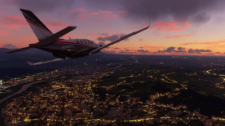 Microsoft Flight Simulator - Premium Deluxe Edition (Windows 10 Key) Screenshot 4