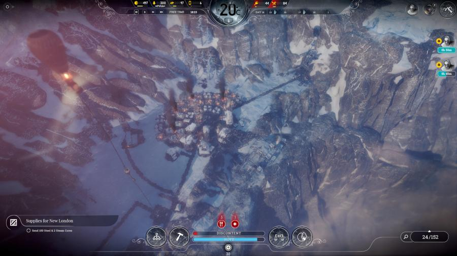 Frostpunk - On The Edge (DLC) Screenshot 2