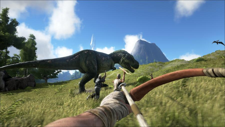 ARK - Survival Evolved [EU Steam Altergift] Screenshot 3