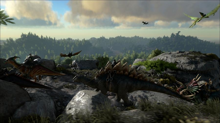 ARK - Survival Evolved [EU Steam Altergift] Screenshot 4