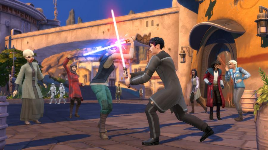 The Sims 4 - Journey to Batuu (DLC) Screenshot 5