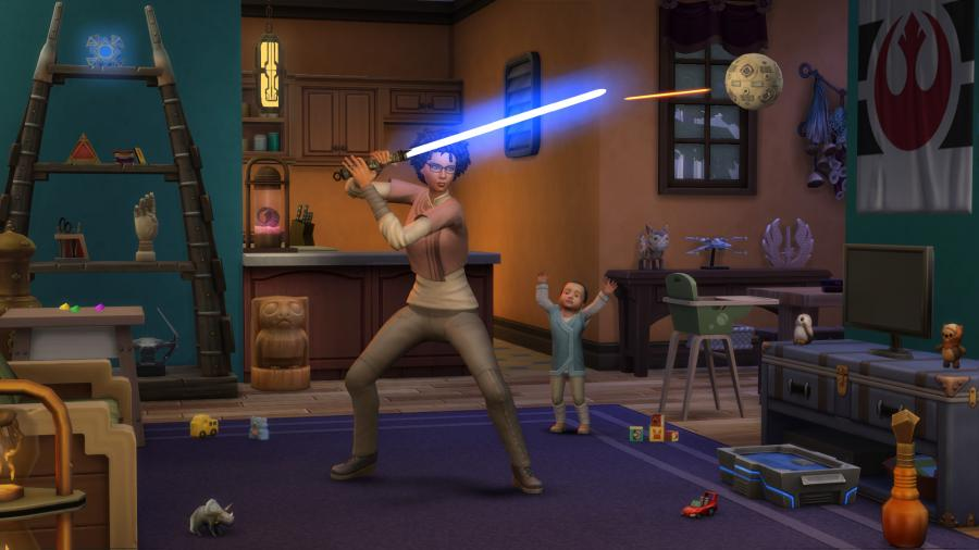 The Sims 4 - Journey to Batuu (DLC) Screenshot 6