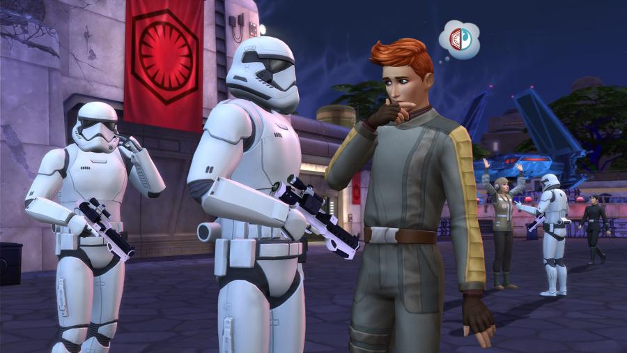 The Sims 4 - Journey to Batuu (DLC) Screenshot 4
