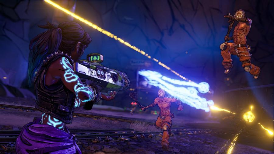 Borderlands 3 - Psycho Krieg and the Fantastic Fustercluck DLC (Epic Games Store Key) Screenshot 4