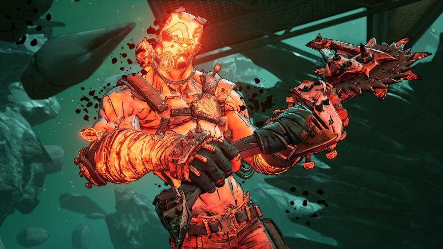 Borderlands 3 - Psycho Krieg and the Fantastic Fustercluck DLC (Epic Games Store Key) Screenshot 8
