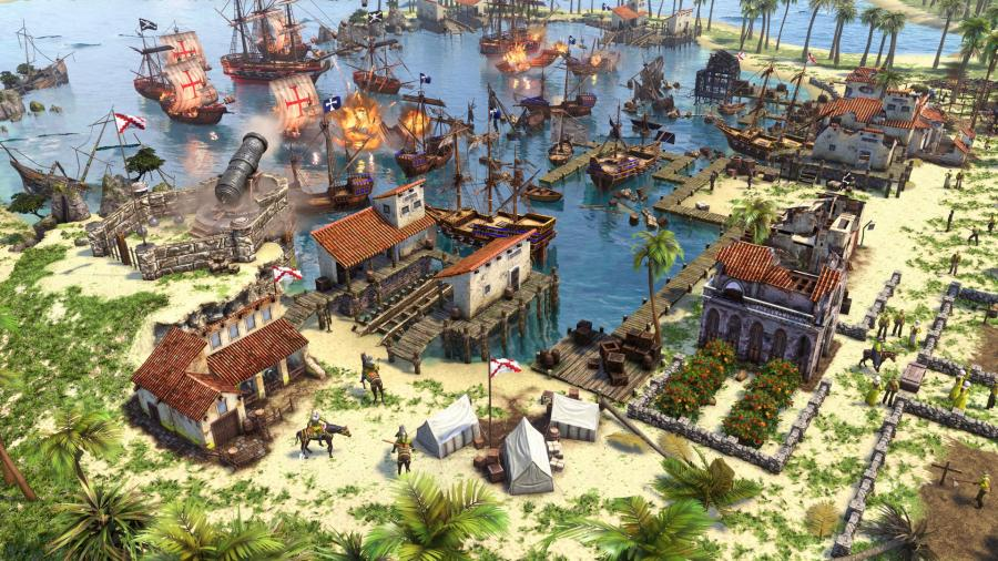 Age of Empires III - Definitive Edition (Steam Key) Screenshot 4