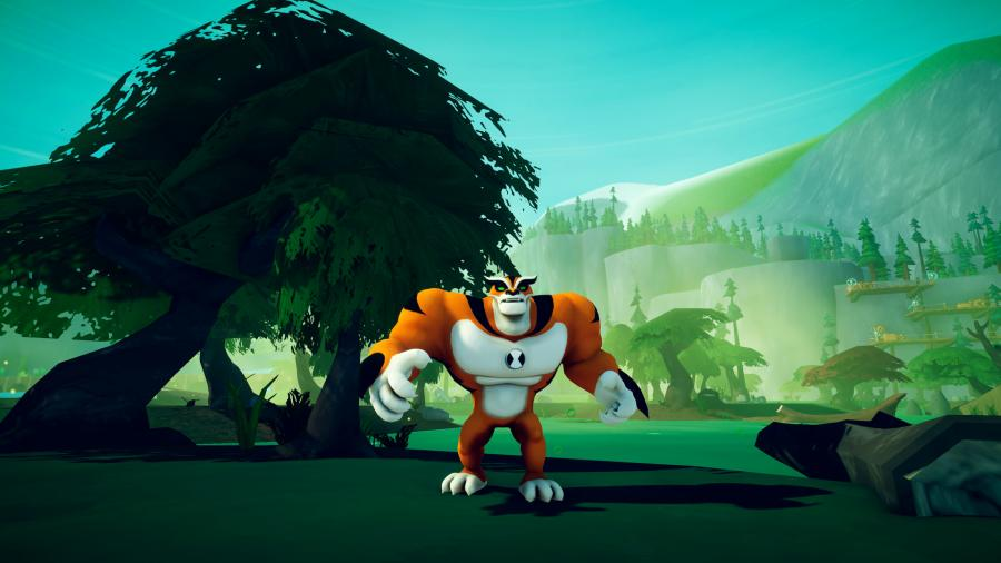 Ben 10 - Power Trip Screenshot 6