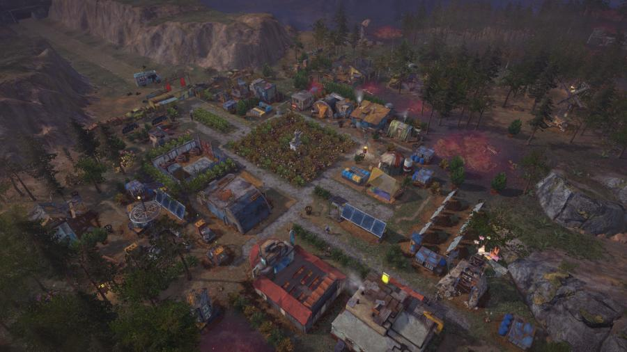 Surviving the Aftermath Screenshot 4