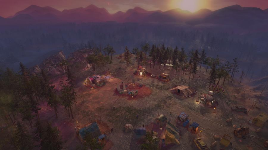 Surviving the Aftermath Screenshot 3