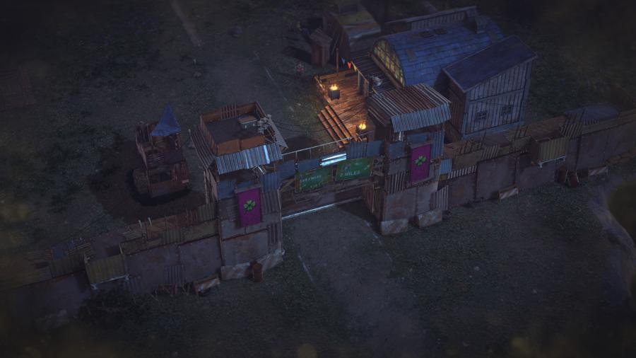 Surviving the Aftermath Screenshot 5