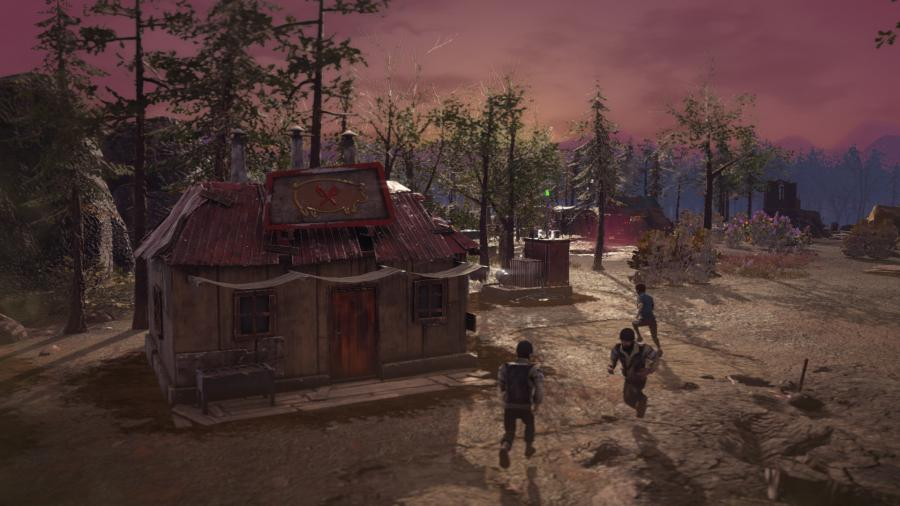 Surviving the Aftermath Screenshot 6
