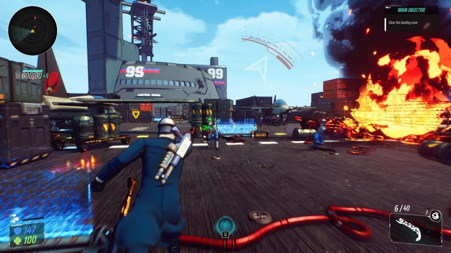 G.I. Joe - Operation Blackout (Deluxe Edition) Screenshot 3