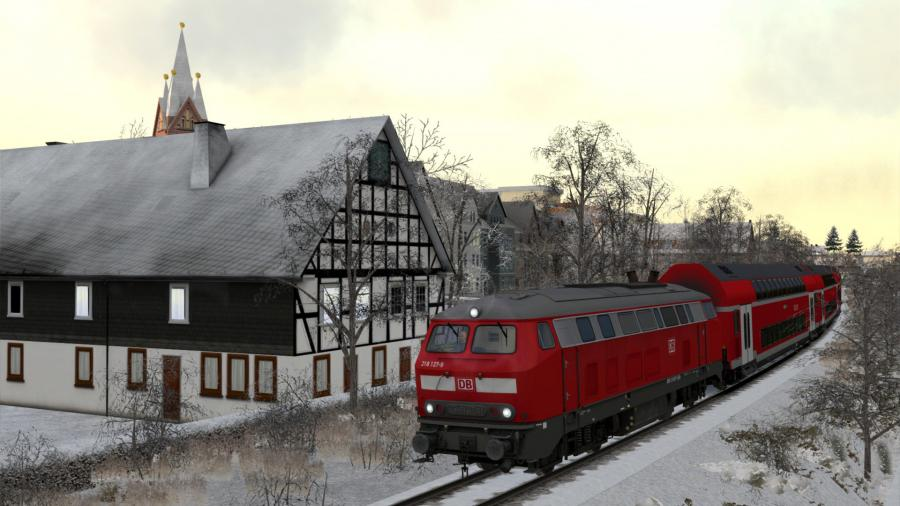 Train Simulator 2021 Screenshot 6