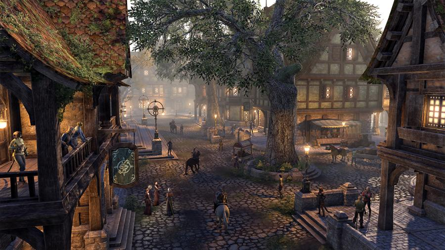The Elder Scrolls Online - Blackwood Upgrade (Collector's Edition) Screenshot 5