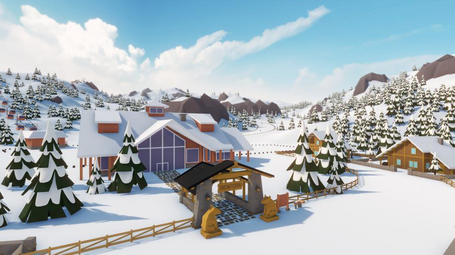 Snowtopia - Ski Resort Tycoon Screenshot 9