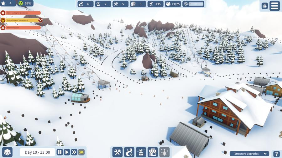 Snowtopia - Ski Resort Tycoon Screenshot 3