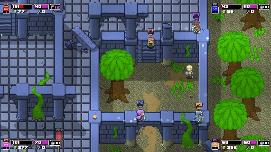 Rogue Heroes - Ruins of Tasos Screenshot 3