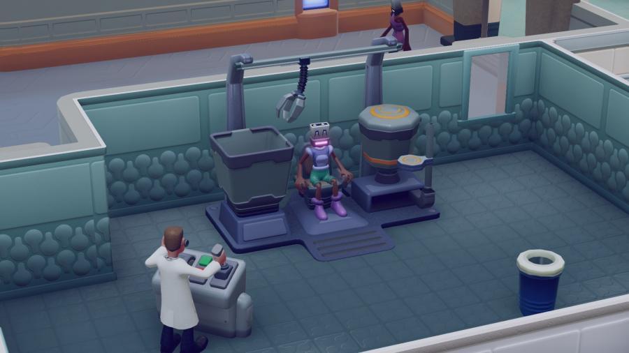 Two Point Hospital - A Stitch in Time (DLC) Screenshot 6