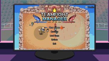 Teamfight Manager [EU Steam Altergift] Screenshot 2